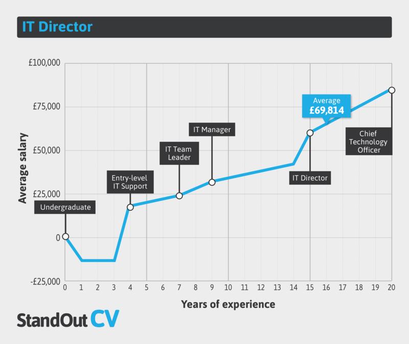 IT Director earnings